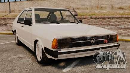 Volkswagen Passat TS 1981 pour GTA 4