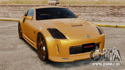 Nissan 350Z Tuning pour GTA 4