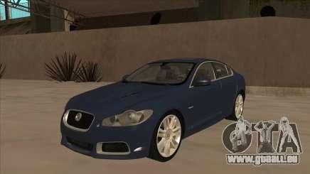 Jaguar XFR 2010 v1.0 für GTA San Andreas