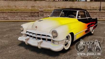 Cadillac Series 62 convertible 1949 [EPM] v2 für GTA 4