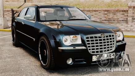 Chrysler 300C Pimped für GTA 4