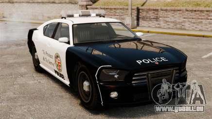 Buffalo Police Officer LAPD v2 für GTA 4