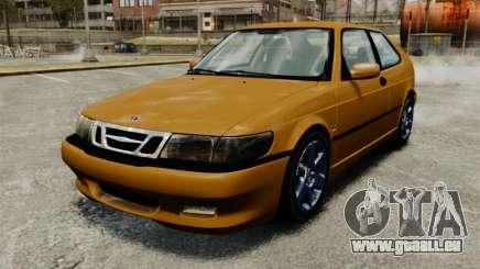 Saab 9-3 Aero Coupe 2002 für GTA 4