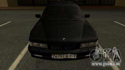 BMW 740I für GTA San Andreas