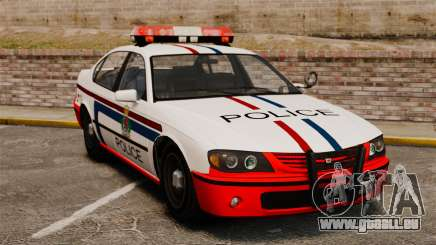 Police de Luxembourg pour GTA 4