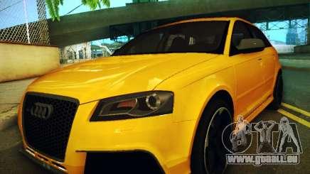 Audi RS3 2013 pour GTA San Andreas