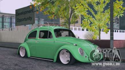 Volkswagen Beetle 1966 pour GTA San Andreas