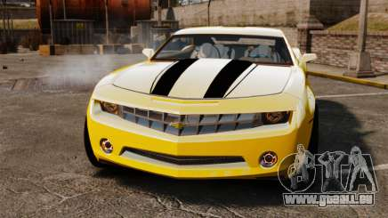 Chevrolet Camaro Bumblebee für GTA 4