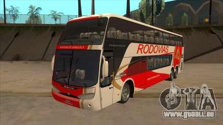 Marcopolo DD800 v3 pour GTA San Andreas