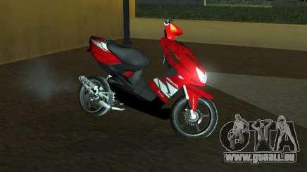 Yamaha Aerox R pour GTA San Andreas