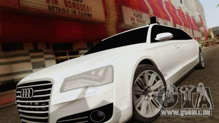 Audi A8 Limousine für GTA San Andreas