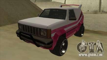 Sandking DUB pour GTA San Andreas