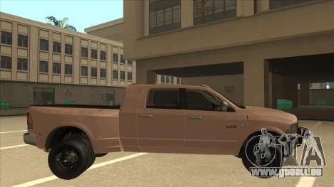 Dodge Ram [Johan] für GTA San Andreas zurück linke Ansicht
