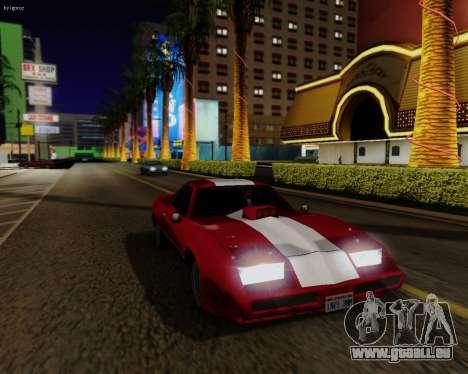 ENBSeries für leistungsstarke PC für GTA San Andreas fünften Screenshot