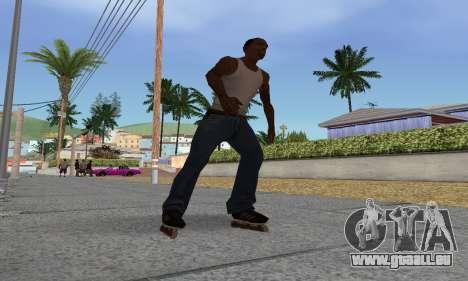 Patins de rouleau pour GTA San Andreas