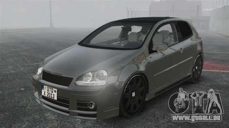 Volkswagen Golf GTi DT-Designs pour GTA 4
