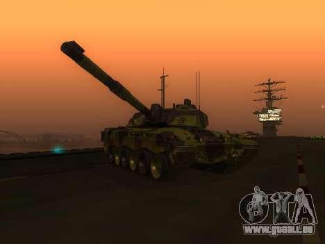 Challenger 2 für GTA San Andreas