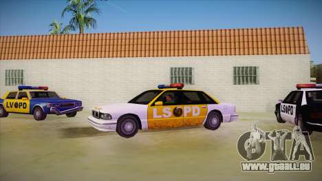 All Cars Radio & Repair Activator für GTA San Andreas fünften Screenshot