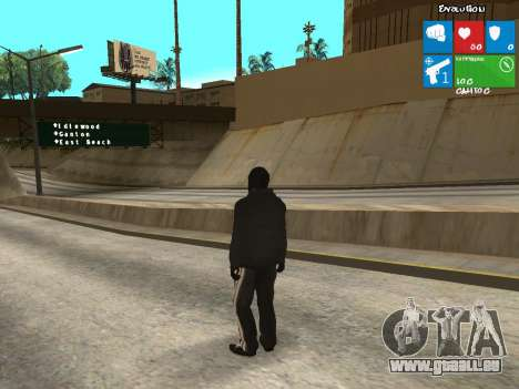 Méchant pour GTA San Andreas deuxième écran