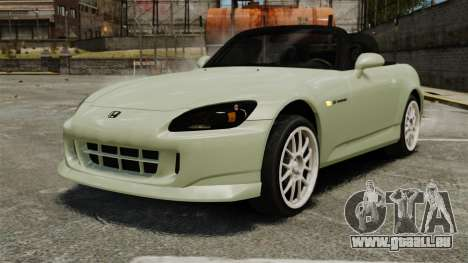 Honda S2000 pour GTA 4