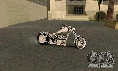 Black Widow für GTA San Andreas