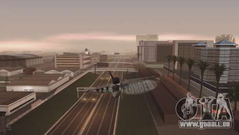 Herbe en Las Venturase. pour GTA San Andreas dixième écran