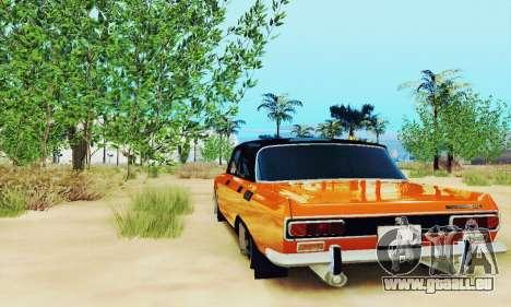 Moskvich 2140 pour GTA San Andreas vue de côté
