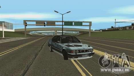 Herbe en Las Venturase. pour GTA San Andreas troisième écran