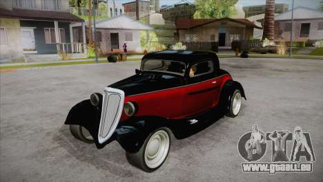 Hot Rod Extreme für GTA San Andreas