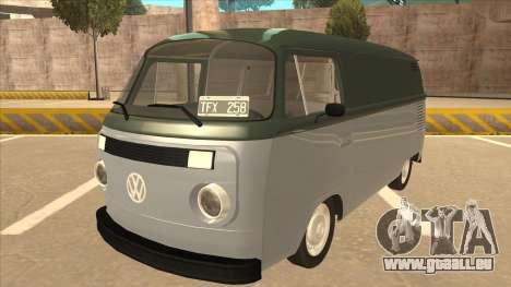 VW T2 Van für GTA San Andreas