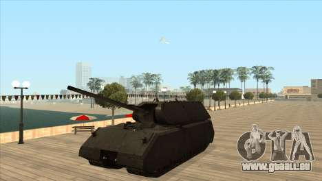Panzerkampfwagen VIII Maus für GTA San Andreas