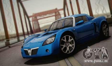 Vauxhall VX220 Turbo 2004 pour GTA San Andreas