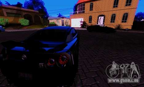 Realistic ENBSeries pour GTA San Andreas cinquième écran