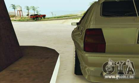 Lancia Delta HF Integrale pour GTA San Andreas vue de côté