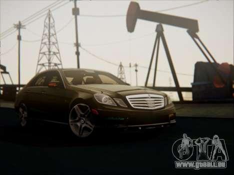 Mercedes-Benz E63 AMG 2010 für GTA San Andreas