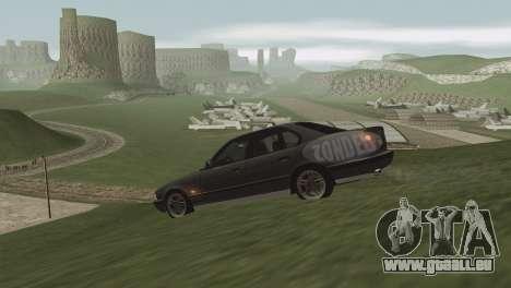 Herbe en Las Venturase. pour GTA San Andreas huitième écran