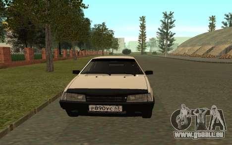 VAZ 21093 pour GTA San Andreas laissé vue