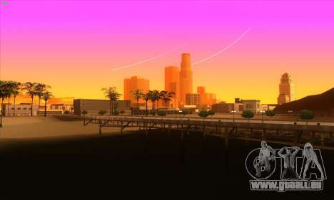 ENBSeries by MatB1200 V1.1 für GTA San Andreas dritten Screenshot