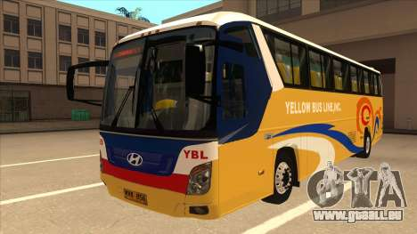 Yellow Bus Line A-29 pour GTA San Andreas