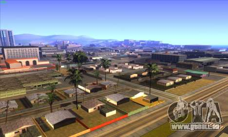 ENBSeries by MatB1200 V1.1 pour GTA San Andreas