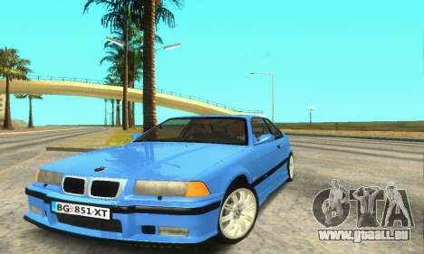 BMW M3 (E36) für GTA San Andreas