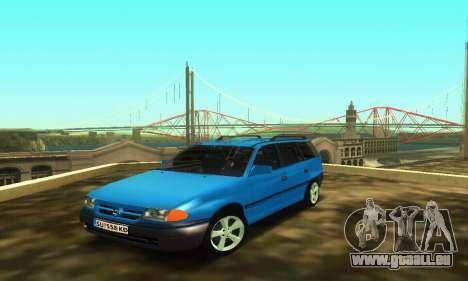 Opel Astra F Caravan für GTA San Andreas