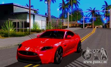 Realistic ENBSeries pour GTA San Andreas