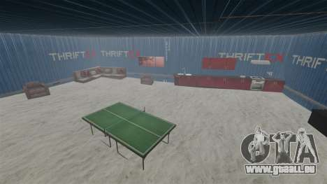 Maison de plage pour GTA 4 troisième écran