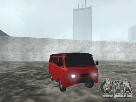 UAZ 22069 pour GTA San Andreas