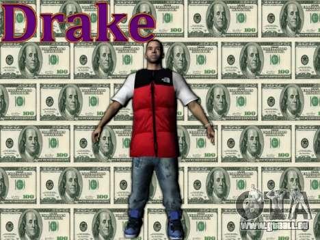 Drake für GTA San Andreas