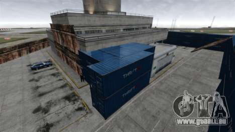 Kampfzone für GTA 4 Sekunden Bildschirm