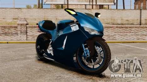 Ducati Desmosedici RR 2012 pour GTA 4