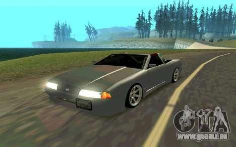 Elegy Cabrio pour GTA San Andreas