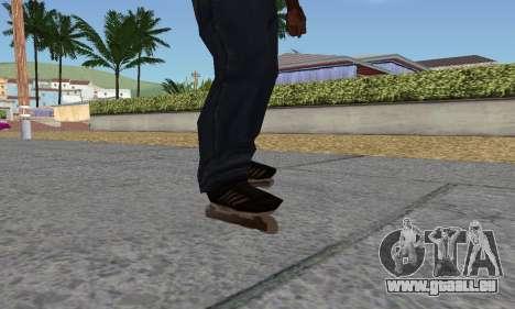 Patins de rouleau pour GTA San Andreas troisième écran